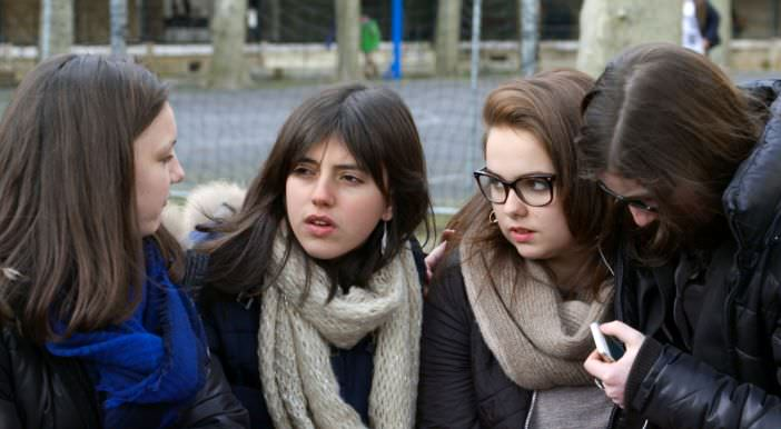 """Frame tratto dal film """"Adolescentes"""" di Sebastien Lifshitz"""