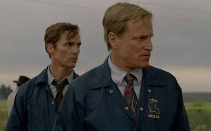 """Frame tratto dalla serie Tv """"True Detective"""""""