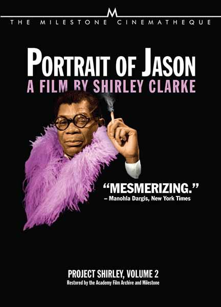 Chirley Clarke. Portrait of Jason