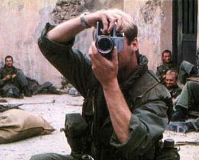 Frame dal film Full Metal Jacket di Stanley Kubrick