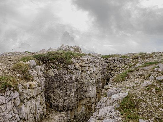 © Stefano Cioffi. Monte Piana, Auronzo di Cadore, Giugno 2014 (Da L'urlo indifferente)