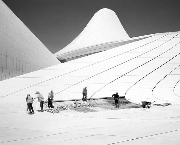 © Taiyo Onorato & Nico Krebs. Zaha, 2013 / Eurasia Project (2013-2016)