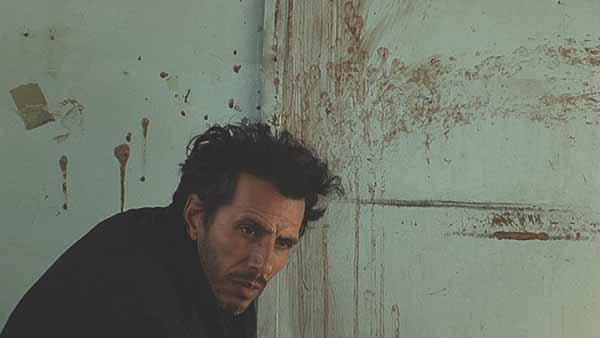 Frame tratto dal film Inland di Tariq Teguia