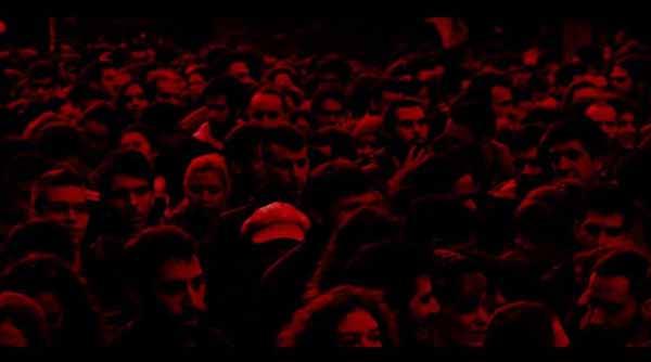 Frame tratto dal film Zanj Revolution di Tariq Teguia