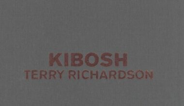 Kibosh di Terry Richardson