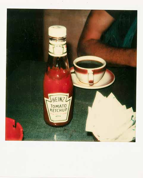 Heinz, 1973 © Wim Wenders Courtesy Wim Wenders Foundation