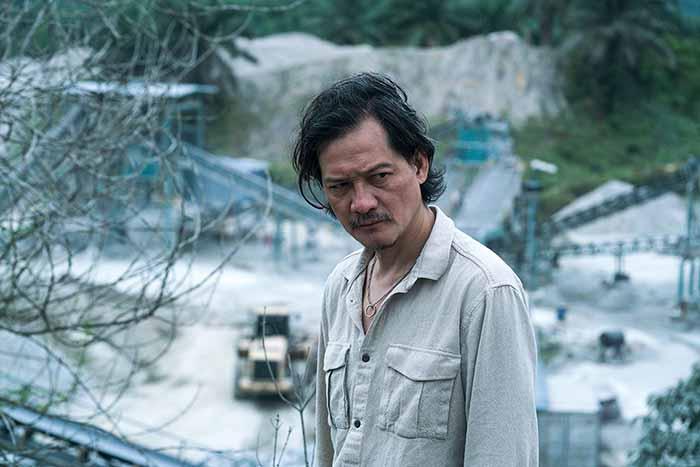 """Frame tratto dal film di Yeo Siew Hua """"A Land Imagined"""", Pardo d'oro al 71a edizione del Festival di Locarno"""